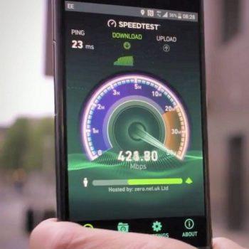 5g Fast mobile web design essex