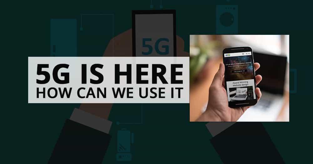 5g Web Design Essex